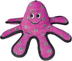 tuffy u0027s ocean creatures lil oscar dog toy chewy com