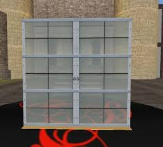 Double Glass Door by Second Life Marketplace Modern Glass Door Double Glass Door