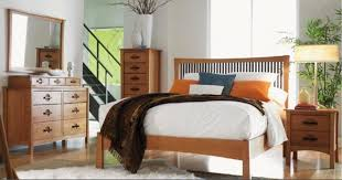 Bedroom Furniture Chicago Handmade American Solid Hardwood Beds Copeland Bedroom Furniture