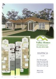 valley homes u2013 duplex plans u0026 designs