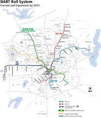 baltimore light rail map dallas dart s light rail success drives vigorous expansion program