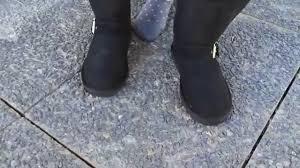 womens ugg blaise boots ugg blaise black 1003888