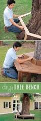 Build A Round Picnic Table by Best 25 Bench Around Trees Ideas On Pinterest Tree Bench Tree