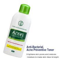 Toner Acne acnes soothing toner rohto mentholatum bangladesh limited