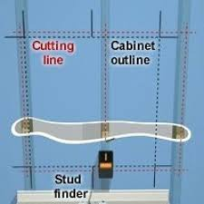 how to hang a medicine cabinet how to hang a medicine cabinet hang medicine cabinet plaster wall