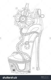 100 ideas jordan coloring pages shoes on gerardduchemann com