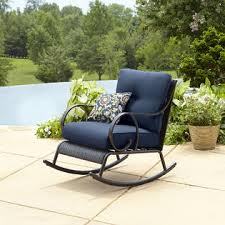 Lay Z Boy Patio Furniture La Z Boy Outdoor Avery 4pc Seating Set Blue Limited Availability