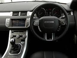 white land rover interior land rover range rover evoque 2011 picture 72 of 121