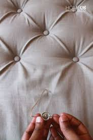 How To Tuft A Headboard by 23 Decorating Tricks For Your Bedroom Diy Headboards Furniture