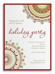 lunch invitations sle invitation sle invitation letter for christmas