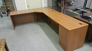 Hton Corner Desk Images Of Large L Shaped Corner Desk With Drawers By Hon