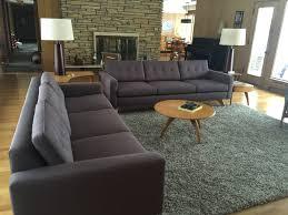 True Modern Sofa Design True Modern Furniture Exciting George One Arm Sofa