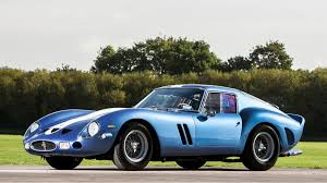 250 gto 1962 price the s most expensive car 3 250 gtos for sale at