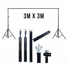 wedding backdrop stand rental rent 3m x 3m portable backdrop stand dreamscaper home party
