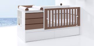 Designer Convertible Cribs Konver Convertible Crib And Drawers Cribs Pinterest