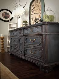 paint finish i so want to do this to our 2 dressers that were my would love to paint bedroom furniture like this dresser styling entry with french provencal distressed chalk paint dresser this is gorgeous and dramatic