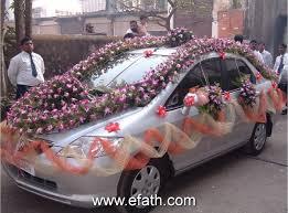 indian wedding car decoration indian wedding car decoration ideas decoration image idea