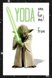 yoda valentines card finding bonggamom s day printables yoda one for me
