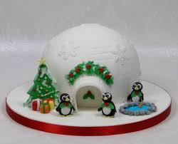 igloo u0026 penguin christmas cake igloo u0026 penguin christmas cake