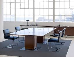 Designer Boardroom Tables Propeller Conference Table Knoll