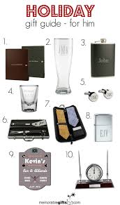 Gifts For Him by Christmas Gifts For Him Memorable Gifts Blog Personalized
