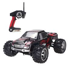 rc monster truck racing amazon com rc cars babrit f9 2 4 ghz 4wd high speed 50km h 1 18