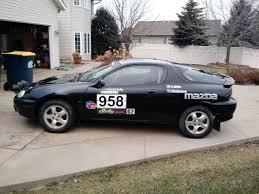mazda mx3 1992 mazda mx 3 gs rally car