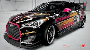 hyundai veloster turbo matte black hyundai veloster turbo forza motorsport 4 by ramo 57 on deviantart