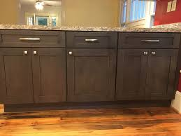 Kitchen Cabinet Wood Stains Gray Kitchen Cabinets Pre Assembled Ready To Assemble Rta