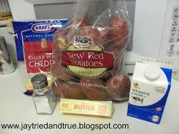 mashed potatoes recipe thanksgiving jay tried and true tgi friday u0027s white cheddar mashed potato
