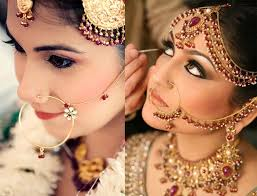 traditional indian nose rings secret wedding