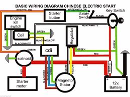 stator wiring diagram how to wire a stator to charge a battery