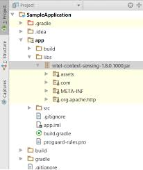 android context intel context sensing sdk for android start guide intel