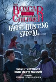 the ghost hunting special the boxcar children