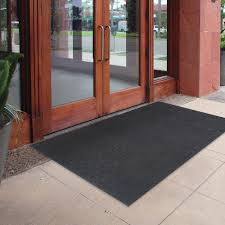 72 x 48 oversized commercial rubber black door mat large outdoor