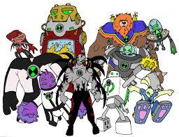 ben 10 aliens 2 xelku9 deviantart