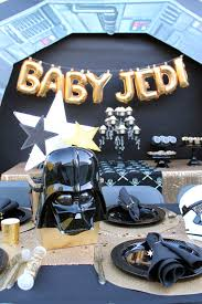 host a star wars baby shower for your baby jedi shindigz