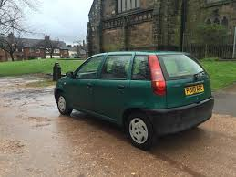 fiat punto 1 7 diesel 5 door mot until september 2016 excellent on