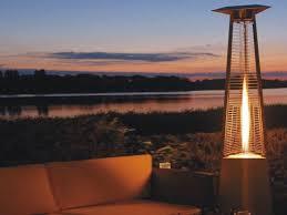 Heat Focusing Patio Heater Outdoor Heater Falò By Italkero