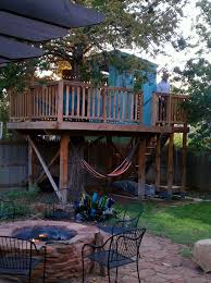 Backyard Treehouse Ideas 15 Best Tree House Ideas Images On Pinterest Home Treehouse