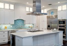 recycled glass backsplashes for kitchens recycled glass tile kitchen backsplash design ideas of glass fanabis