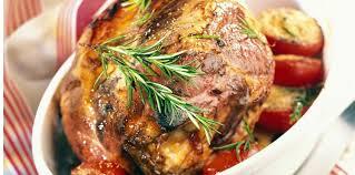 agneau cuisine gigot d agneau au miel facile recette sur cuisine actuelle