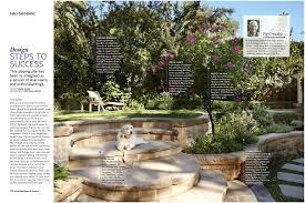 sloping garden design ideas australia sixprit decorps