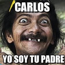 Carlos Meme - carlos ha meme on memegen