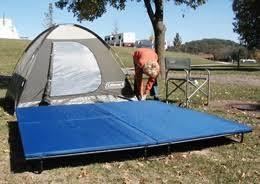 tent platform irregular shelter page 2