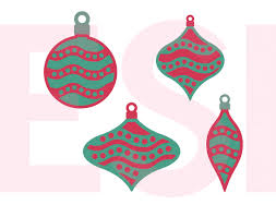 ornament designs svg dxf eps cutting files by esi