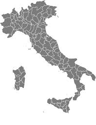 Foggia Italy Map by Free Blank Italy Map In Svg Resources Simplemaps Com