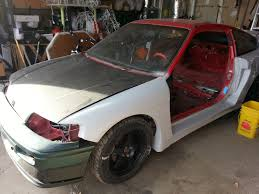 honda crx si widebody for sale in billings montana united states