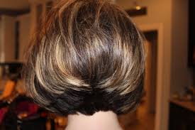 pictures of bob haircuts front and back for curly hair front and back view of bob haircut 18 with front and back view of