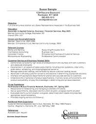 Sample Resume For Csr With No Experience Sample Resume For Customer Service Representative